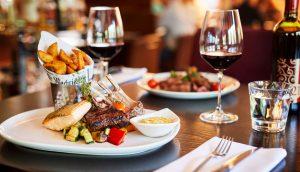Steakhouse 21 – Menü