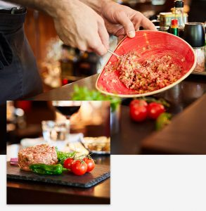 Steakhouse 21 – Zubereitung