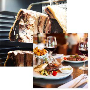 Steakhouse 21 – Fleisch & Speise