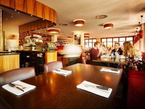 Steakhaus 21 – Innen