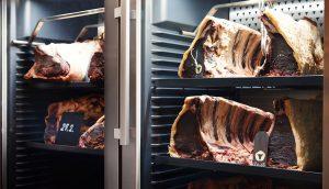 Steakhaus 21 – Fleischkühlschrank
