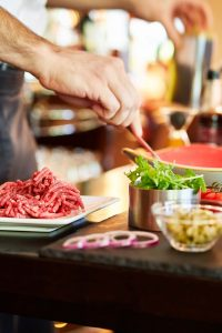Steakhaus 21 – Zubereitung
