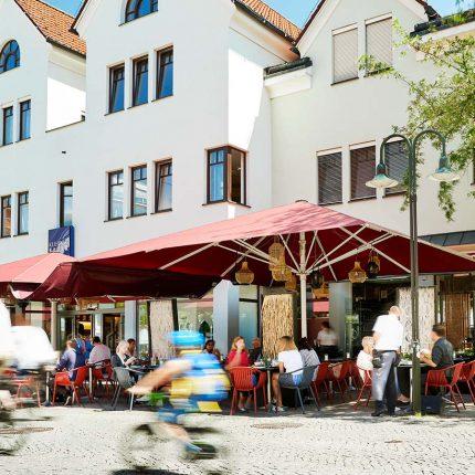 Café 21 – Außen