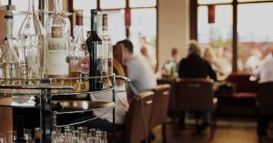 Café 21 –Bar Abend
