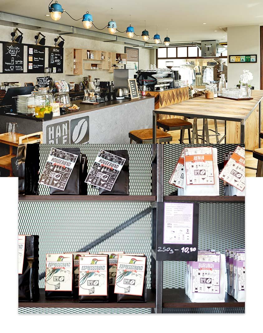 Café 21 – Rösterei