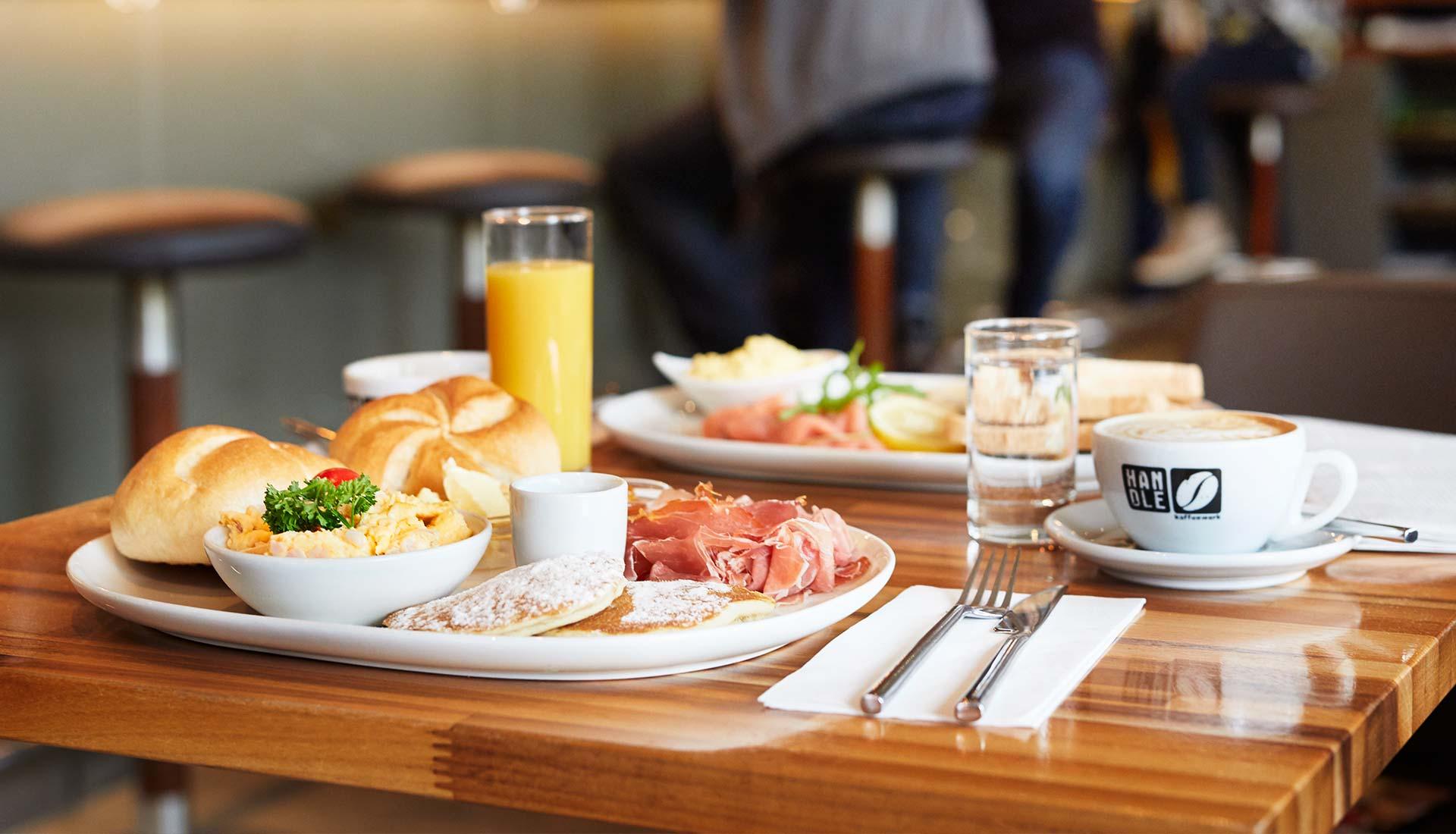 Café 21 – Frühstück mit Café
