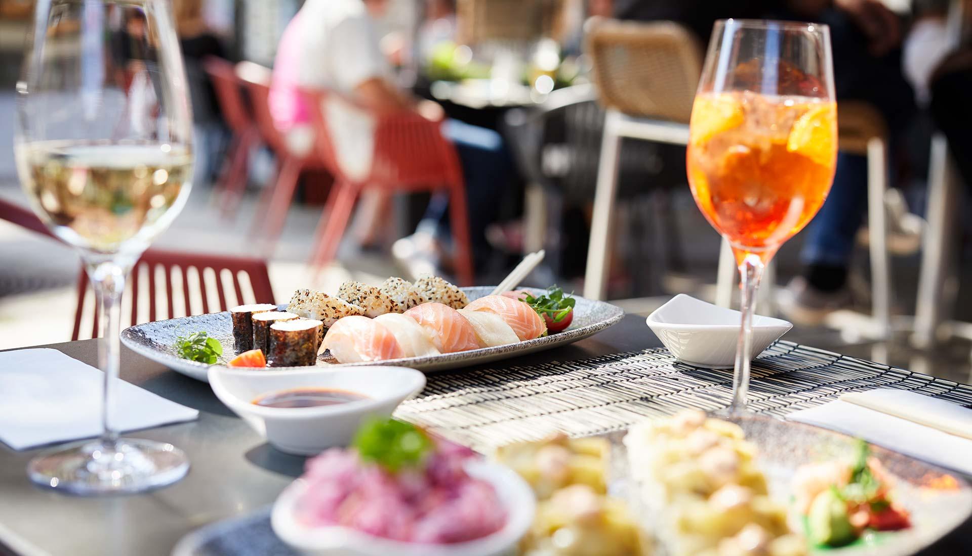 Café 21 – Sushi