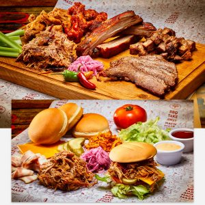 BBQ Longhorn Partyservice