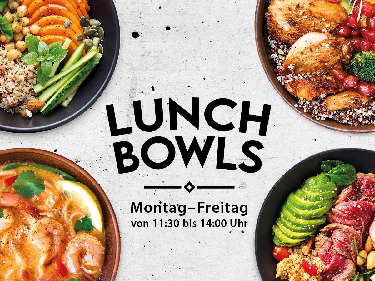 21 Caféhaus – Lunch Bowls